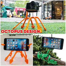 Load image into Gallery viewer, Magical Octopus Adjustable Multi-Holder