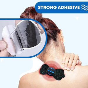 Mini Cervical Massager Stickers