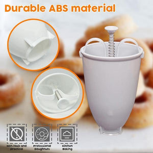 Mini Handy Doughnut Maker Dispenser