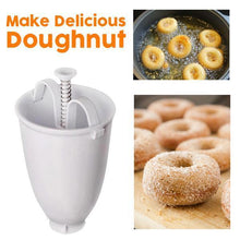 Load image into Gallery viewer, Mini Handy Doughnut Maker Dispenser