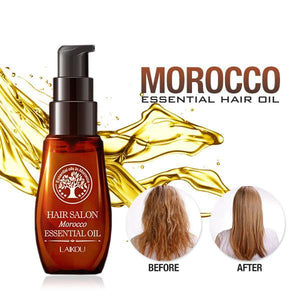 Morocco Essential Hair Oil