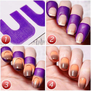 Spill-Proof Nail Sticker