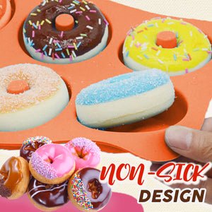 Pon De Ring Donut Mold