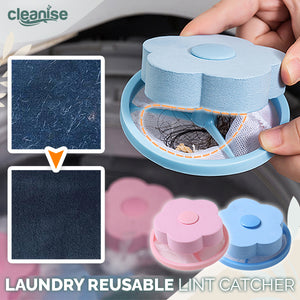 Cleanise™ Laundry Reusable Lint Catcher