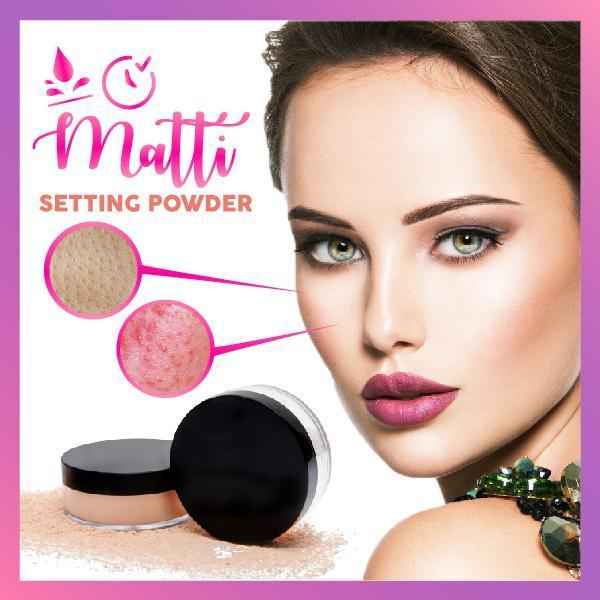 Matti Setting Powder