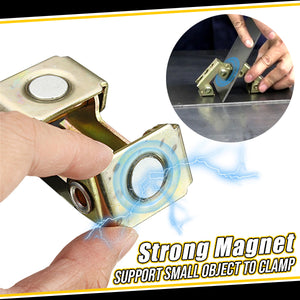 Premium Welding Adjustable Magnetic Tab Holder (2pcs)