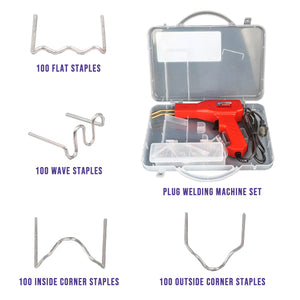 ProCrack™ Bumper Repair Welding Set