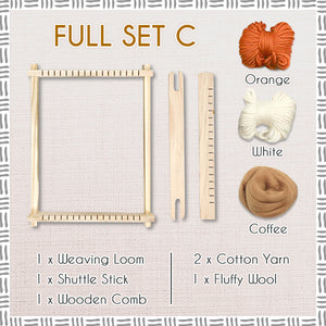My Dearest Weaving Loom Starter Kit