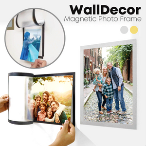 WallDecor Magnetic Photo Frame