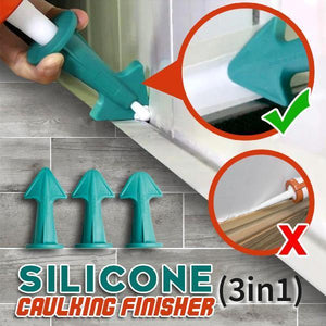 Silicone Caulking Finisher (3PCs - 3 Sizes)