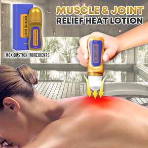 Muscle & Joint Relief Heat Lotion