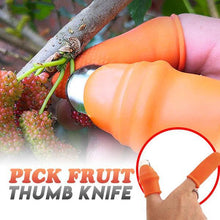 Load image into Gallery viewer, Pick Fruit Thumb Knife