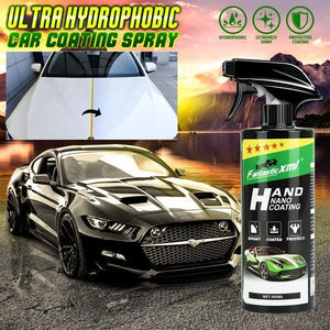 Ultra Hydrophobic Car Coating Spray