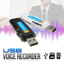 Load image into Gallery viewer, Mini USB Voice Recorder