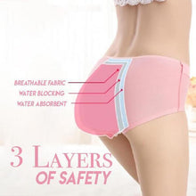 Load image into Gallery viewer, PeriodSafe Anti-Leak Panty