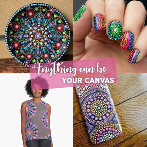 Mandala Dotting Pen Set