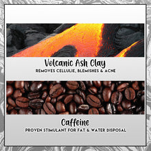 Load image into Gallery viewer, Volcanic Clay Coffee Soap Bar