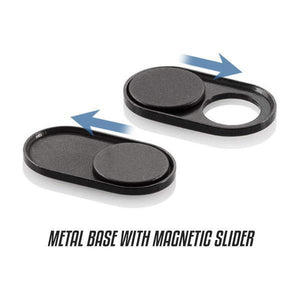 Anti-Spy Metal Slide WebCam Cover (3PCs)