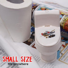 Load image into Gallery viewer, Screaming Spout Toilet Prank Toy