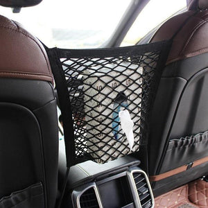 Elastic Car Storage Mesh Bag