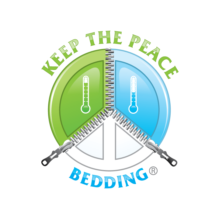 Keep the Peace Bedding