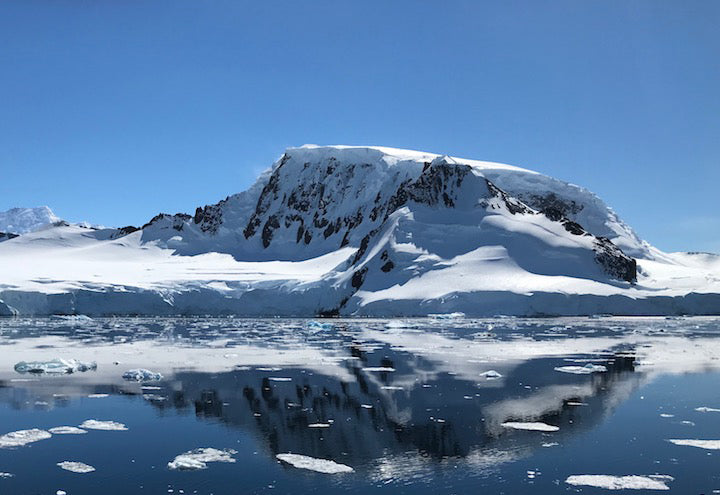 Green Goo Sponsors Antarctic Expedition for Students