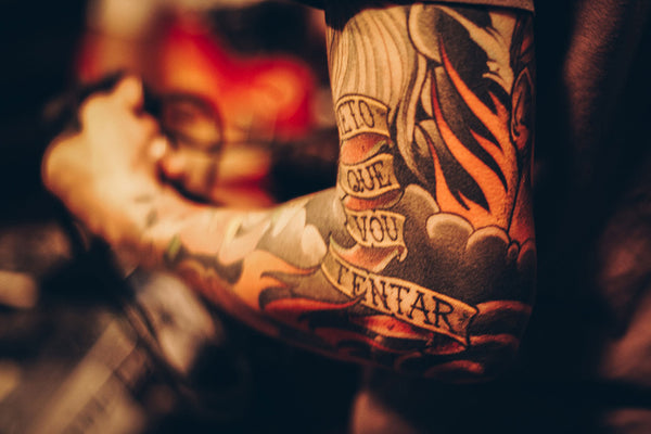 How To Stop Tattoos From Fading