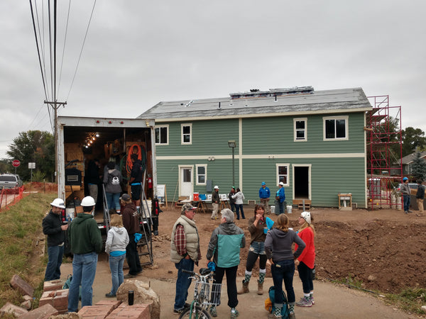 Green Goo Gives to Habitat for Humanity