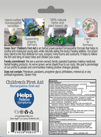 Children's First Aid
