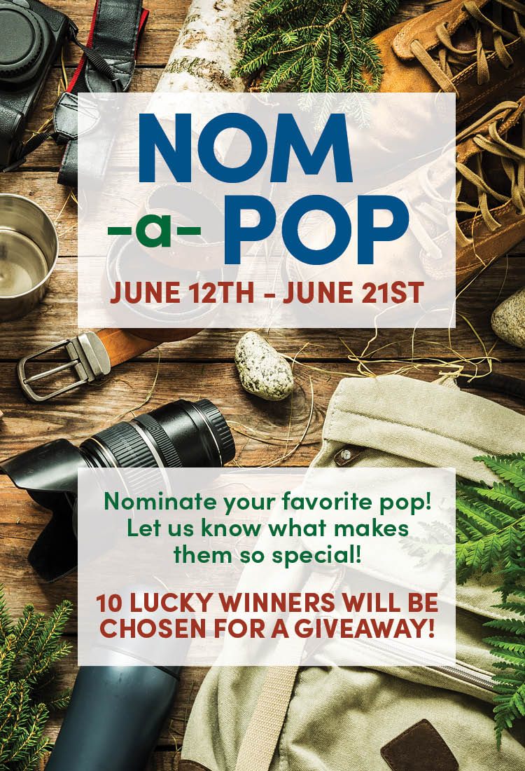 GREEN GOO'S NOM-A-POP SWEEPSTAKES – Green Goo