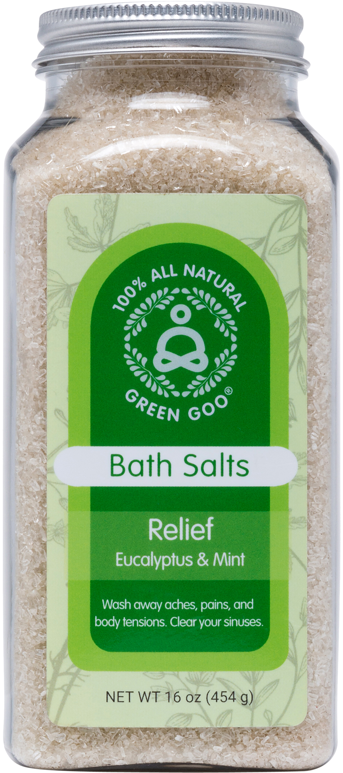 Bath Salt Sale – Green Goo