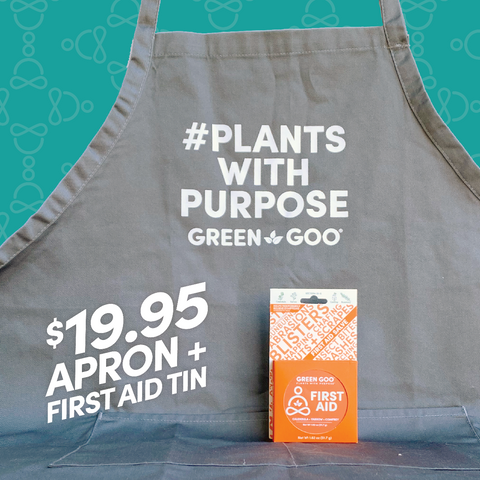 Apron and First Aid deal
