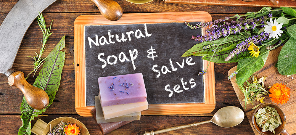 Green Goo Natural Soap Combos