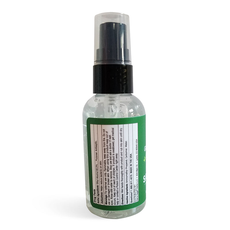 Hand Sanitizer (2 oz. Pump) – Green Goo