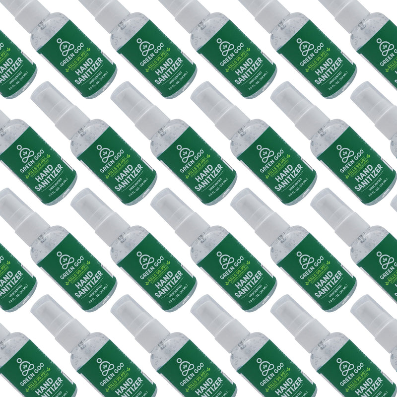 Hand Sanitizer 2 oz. Pump 10-Pack