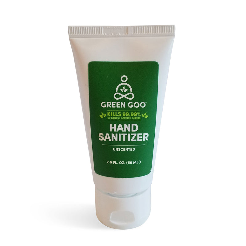 Hand Sanitizer Squeeze Tube (2 oz.) – Green Goo