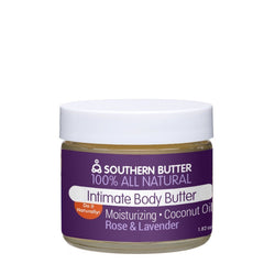 Southern Butter Intimates Body Butter - Rose Lavender