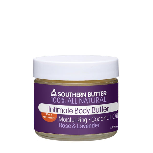 Southern Butter Intimates<br>Body Butter - Rose + Lavender