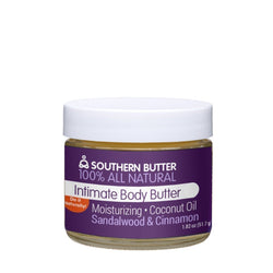 Southern Butter Intimates Body Butter - Sandalwood Cinnamon