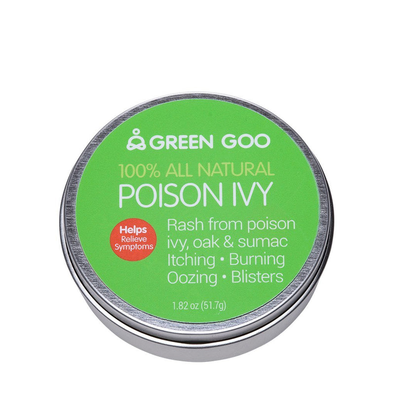 remedy poison ivy all-natural salve