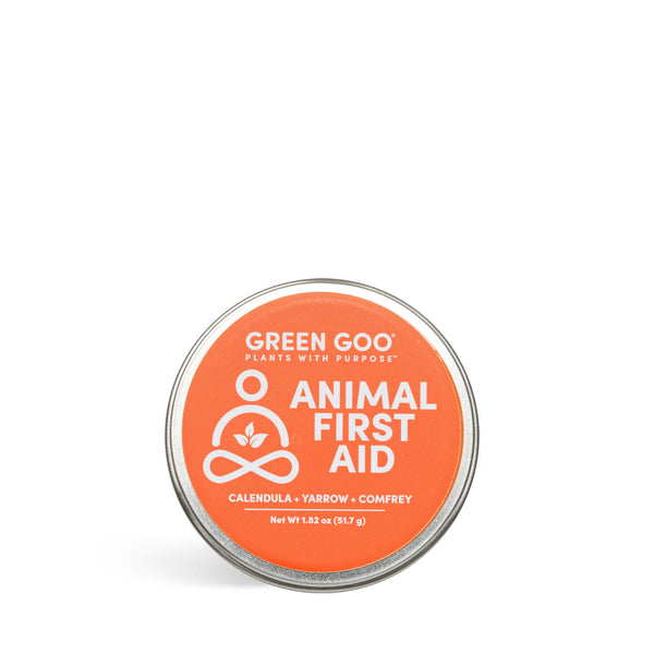 Animal First Aid | Green Goo by Sierra Sage Herbs