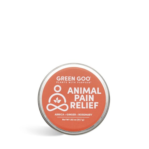 Animal Pain Relief | Green Goo by Sierra Sage Herbs