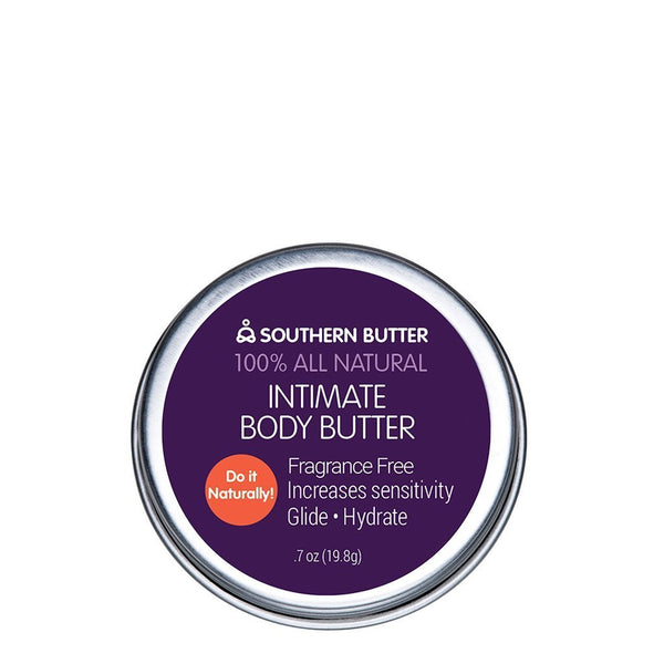 Southern Butter Intimates Body Butter - Fragrance Free