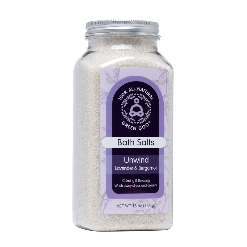 Lavender Bath Salts | Green Goo by Sierra Sage Herbs