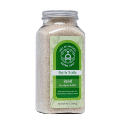Bath Salts - Eucalyptus Mint