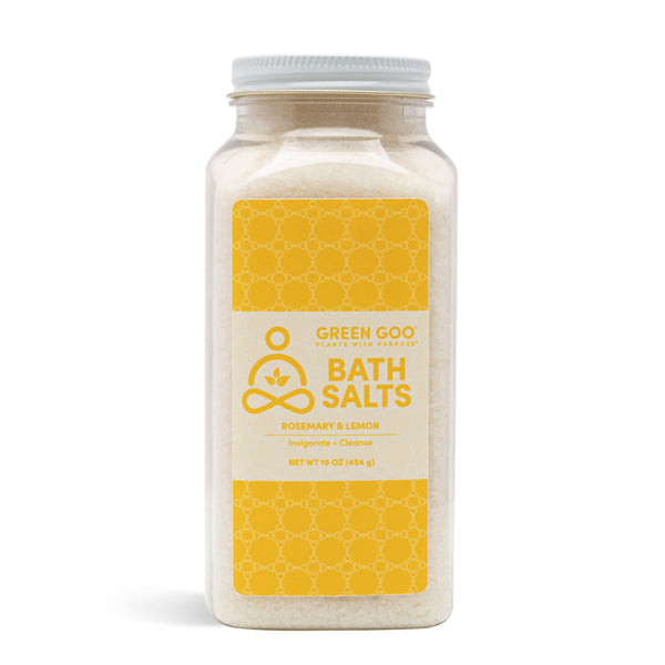 Bath Salts - Rosemary Lemon