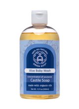 Load image into Gallery viewer, Baby Aloe Castile Soap