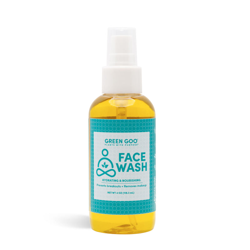 Face Wash | Green Goo by Sierra Sage Herbs
