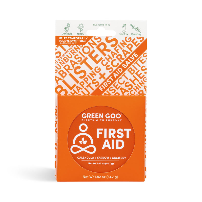 First Aid Wellness Bundle