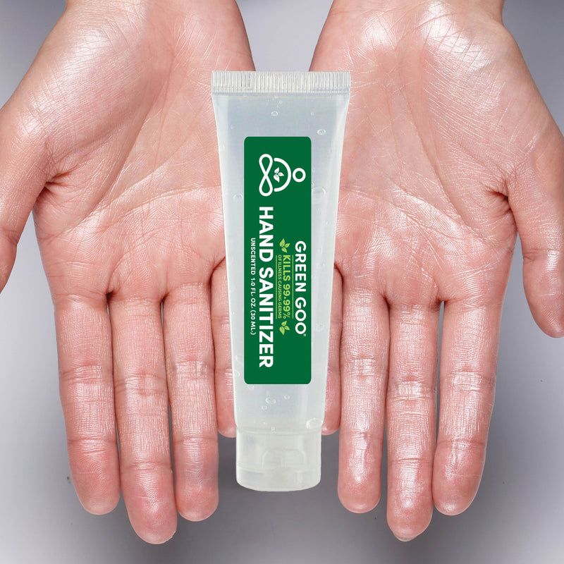 Hand Sanitizer Squeeze Tube (1 oz.)